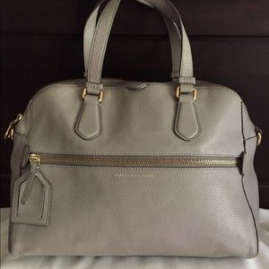 Marc by Marc Jacobs pocket front satchel